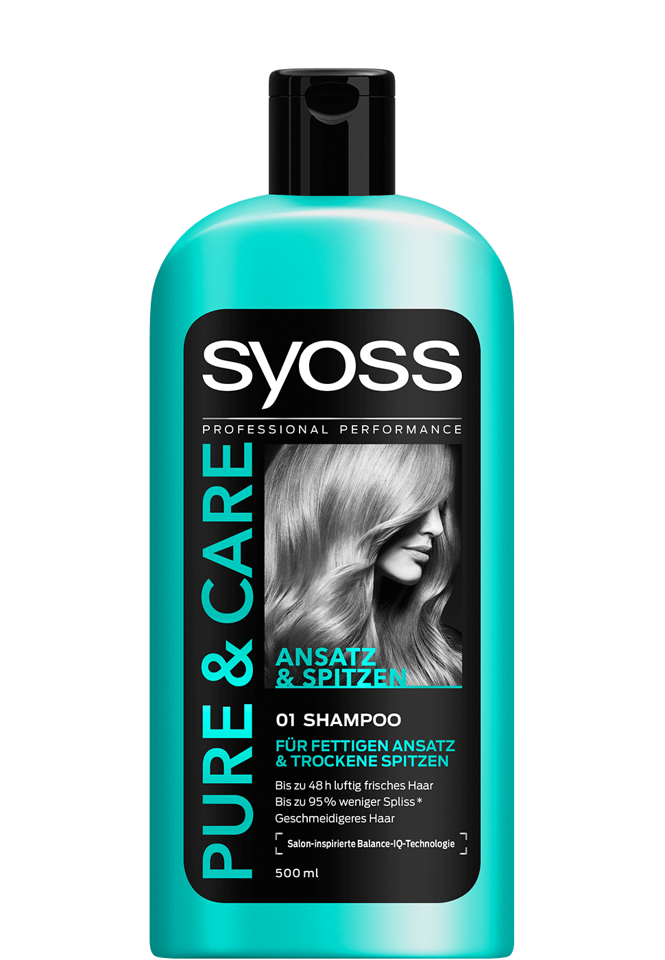 Syoss Pure and Care Shampoo